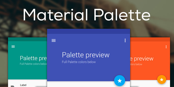 Our Favourites Online Tools for Creating Amazing Material Design Color Pallets