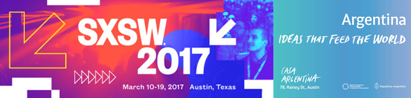 Argentine talent highlights in SXSW 2017