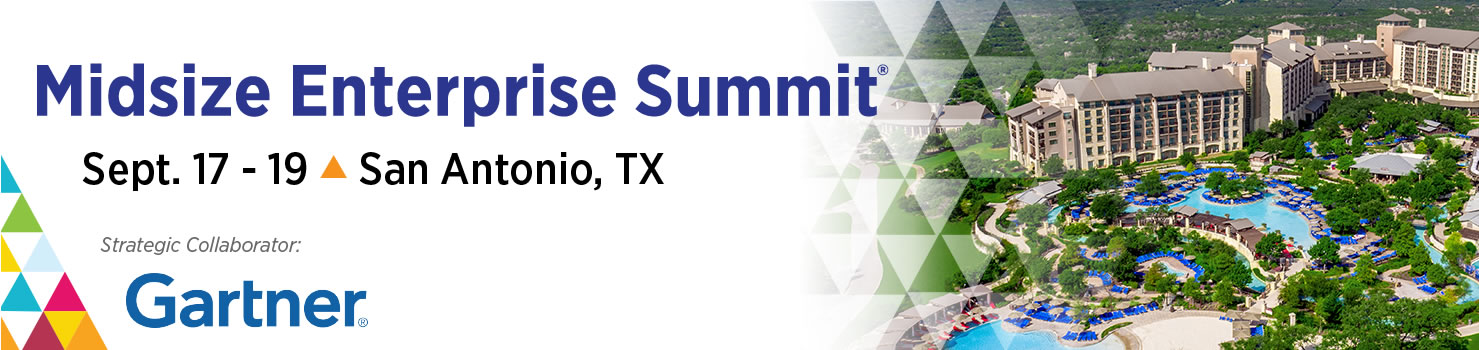 Midsize Enterprise Summit Fall 2017