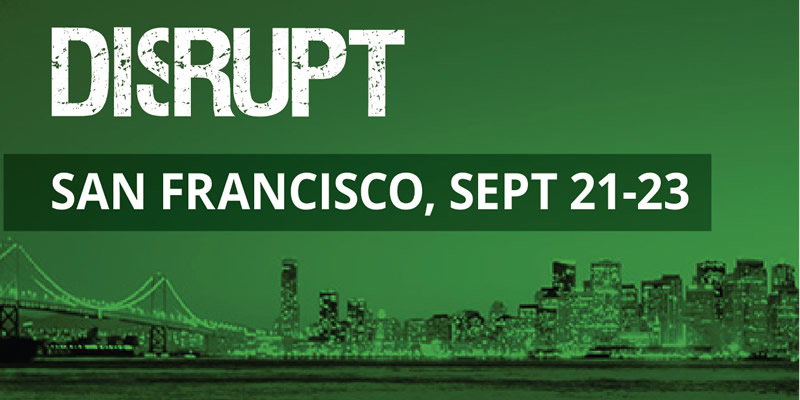TechCrunch DisruptSF 2015